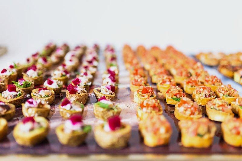 Fingerfood Tapas Für Hochzeiten Firmenevents Alexanders Catering